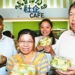 輔大社企cafe印度來取經