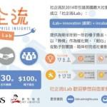 社企流成立iLab社會創業平台