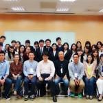 「FitGlasses社會企業行銷業務競賽」社企創業家與學生激盪新點子