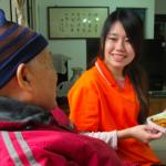 弘道基金會「走動式照顧服務」年輕人投入長照產業
