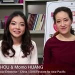 众社會企業 代表亞太地區入選卡地亞靈思湧動女性創業家獎